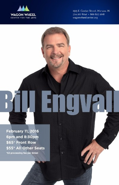 Bill Engvall at Wagon Wheel Theatre