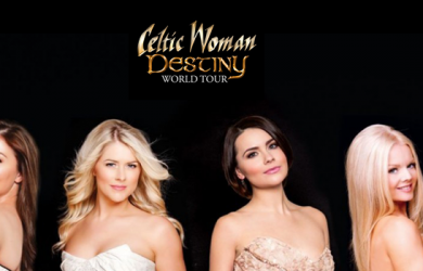 Celtic Woman Web Graphic
