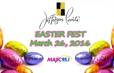 Jefferson Pointe Easter 2016