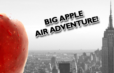 big apple air adventure