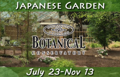 Botanical Japanese Garden