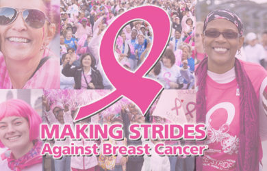 Making Strides