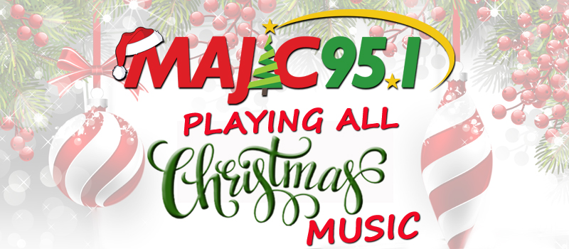 we are playing all christmas music - What Is The Christmas Radio Station