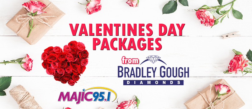 valentine's day packages | majic 95.1 waji, Ideas