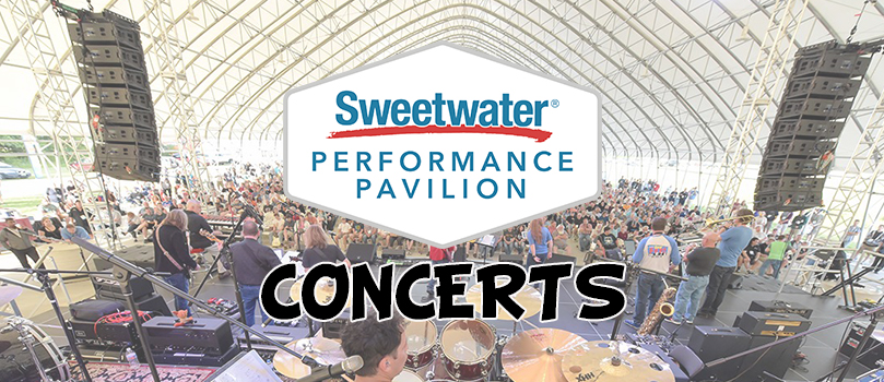 Sweetwater Pavilion Concerts
