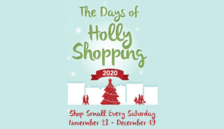 The Days of Holly Shopping
