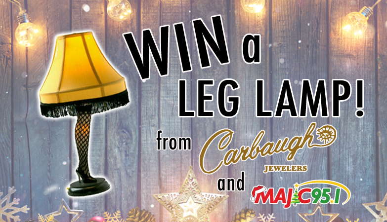Win Your Very Own Leg Lamp